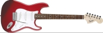 Fender Squier Affinity Stratocaster, Rosewood, Red Metallic