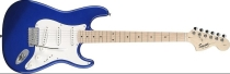 Fender Squier Affinity Stratocaster, Maple, Blue Metallic