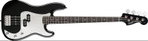 Fender Squier Precision Bass Special Black and Chrome (Special Edition)