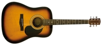 Fender Squier SA105 Sunburst