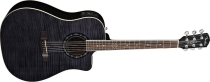 Fender T-Bucket 300CE Transparent Black