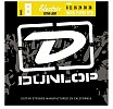 Dunlop Nickel Plated Steel Electric Guitar Strings Extra Light, DEN1006