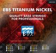EBS CM-5TN Titanium Nickel-Classic Medium