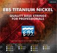EBS MD-4TN Titanium Nickel-Medium