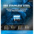 EBS ML-4SS Stainless Steel-Medium Light
