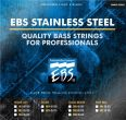 EBS ML-6SS Stainless Steel-Medium Light