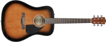 Fender CD-60, Sunburst