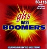 GHS H3045 BASS BOOMERS ROUNDWOUND Heavy, ong Scale