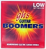 GHS GB-LOW GUITAR BOOMERS ROUNDWOUND Low Tune