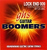 GHS LE-GBXL LOCK END GUITAR BOOMERS Extra Light