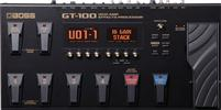 BOSS GT 100 Amp Effects Processor