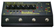 Tech 21 SansAmp Bass Driver Deluxe