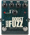 TECH 21 Bass Boost Fuzz Metallic