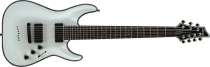 Schecter C-7 Hellraiser, Gloss White, Black Chrome HW